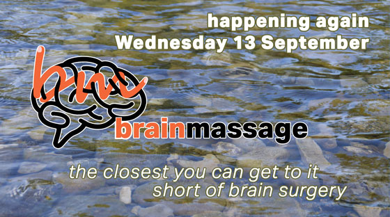 Discover what brainmassage is